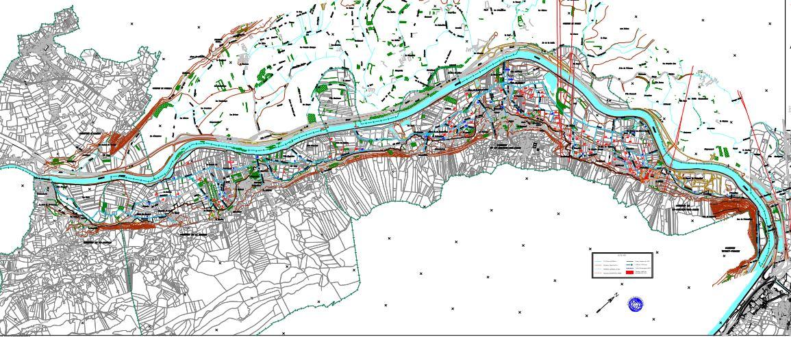 Image Le territoire de compétence de l'AS de l'Echaillon à Saint-Gervais