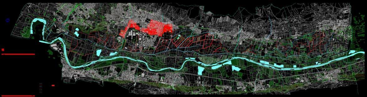 Image Territoire de compétence de l'AS de Bresson à Saint-Ismier